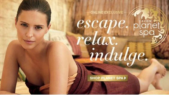 Pamper yourself with spa treatments at home using Avon's Planet Spa natural body care products with plant extracts from around the world. Shop Avon Planet Spa online at www.youravon.com/my1724 #AVON #BUYAVONPLANETSPA #PLANETSPACHOCOLATE #AVONBODYBUTTER #BUYAVONONLINE