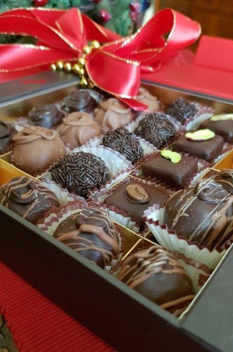 Succumbing to Chocolates!