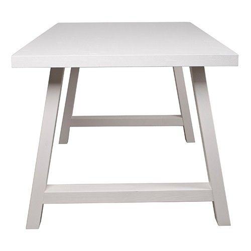 ZUIVER Eettafel A-framed 180x85 | LOODS 5