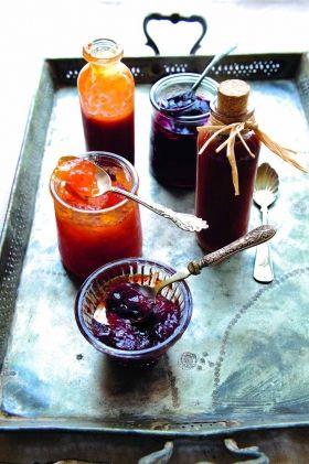 Chinese plum sauce