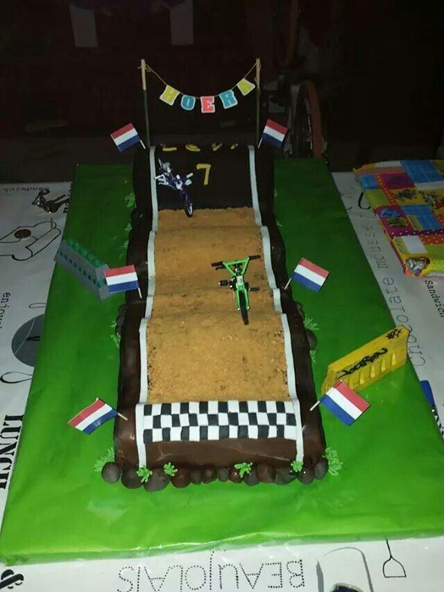 Bmx taart