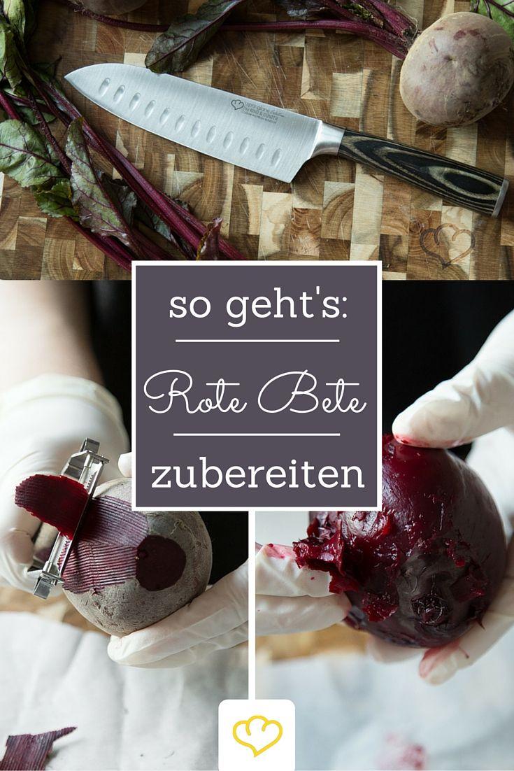 Wenn du Rote Bete zubereitest endet meistens alles in einer riesen Sauerei? Dann musst du diesen Artikel lesen! Hier kommt der ultimative Rote Bete Guide!