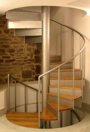 17 mejores ideas sobre tipos de escaleras en pinterest - Tipos de escaleras de interior ...