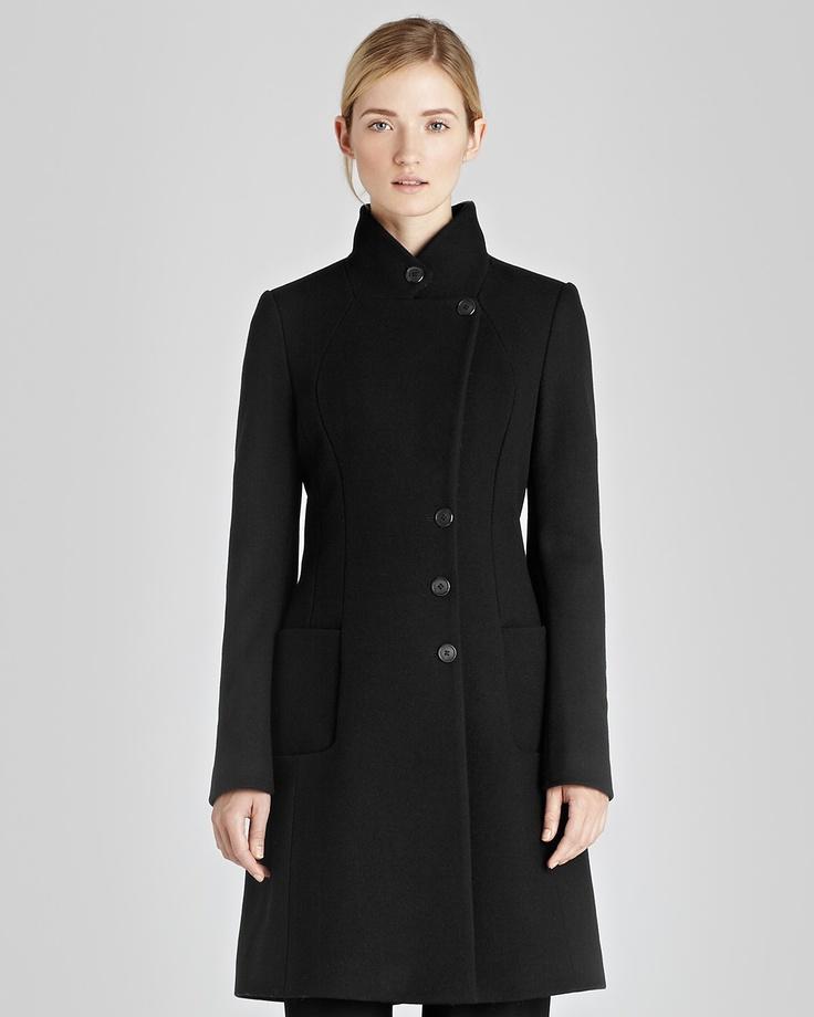 REISS Coat - Marabella Fit and Flare | Bloomingdale's