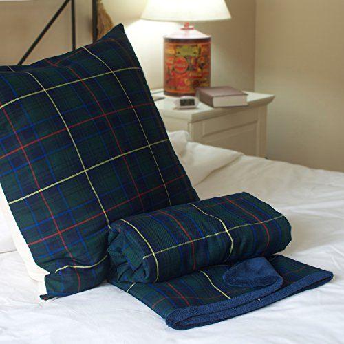 Conjunto manta y cojin Escoces - escoces verde - juego manta cojin - ropa de cama -cubrecamas - wiki pillow - 100x150 - 60x60cm. WIKI PILLOW http://www.amazon.es/dp/B00SV81IQI/ref=cm_sw_r_pi_dp_-Mz9vb1FFM381