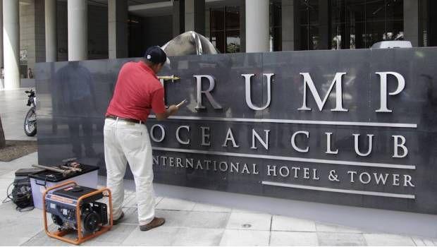 #ACTUALIDAD #FVnoticias Expulsan a Trump de su hotel en Panamá: Follow @DonfelixSPM  México.- El nuevo dueño del hotel Trump en Panamá…