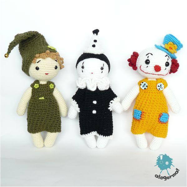 Aleksandra Goryniak-Maziarka alegorma! lalka, szydełko www.polandhandmade.pl  #polandhandmade #zabawkarstwo #amigurumi