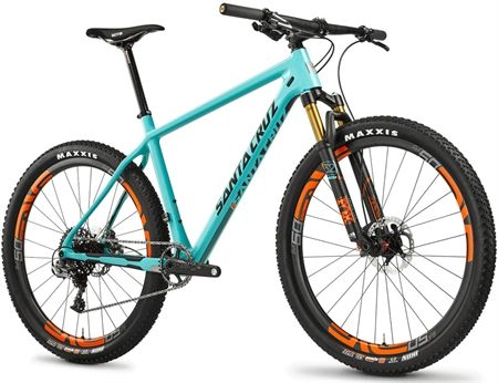 Show details for Santa Cruz Highball Carbon C R XC 29er Hardtail Mountain Bike 2016