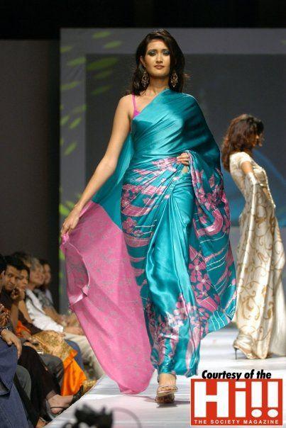 Buddhi Batiks fashion collection from Colombo Fashion Week featuring by Jacqueline Fernandez, Erosha Autumn, Rozelle Plunkett, Dannielle Ker...