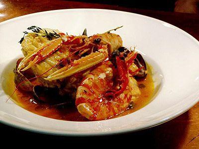 Brodetto Anconetana - Italská specialita z ryb a mořských plodů - Recepty na Restaurant-Guide.cz