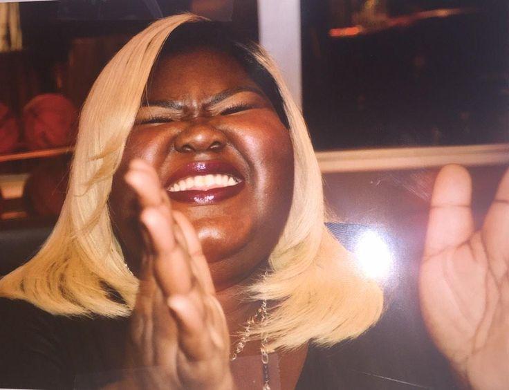 Gabourey Sidibe as Becky #empire