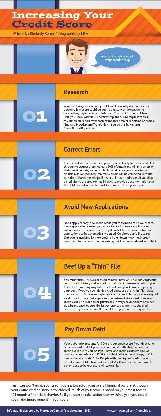 Best 25+ Fixing Credit Score Ideas On Pinterest  Improve Credit Score,  Credit Card Pin And Credit Score