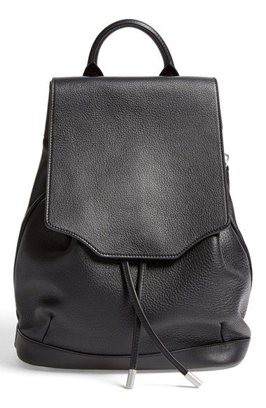 rag & bone 'Pilot' Leather Backpack available at #Nordstrom