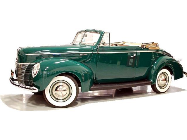 1940 Ford Deluxe Flathead 3-Speed