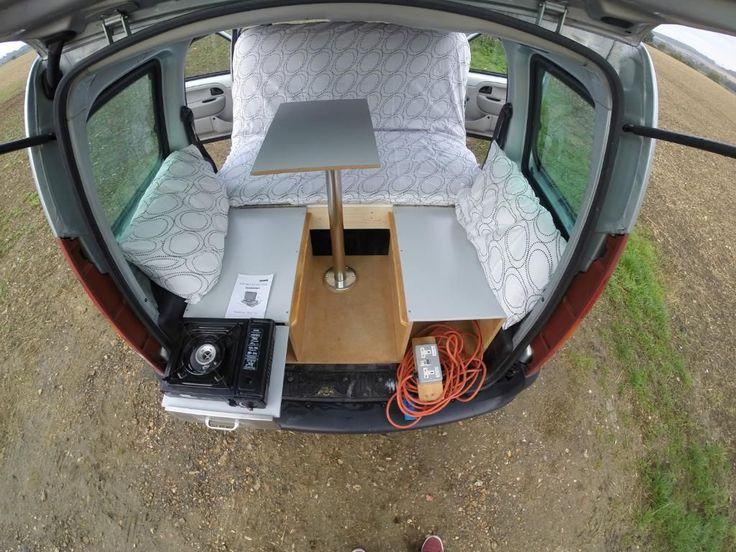As 25 melhores ideias de viagem de autocaravana no pinterest ve culos de campismo e trailers - Camping interior tarragona ...