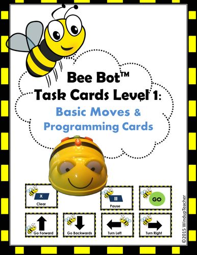 Bee-Bot (TM) Bundle - Makerspace - 68 pages