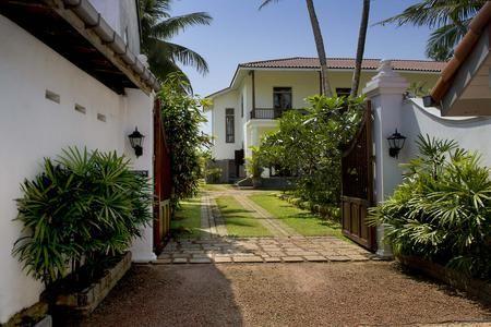 Villas in Sri Lanka: Indisch