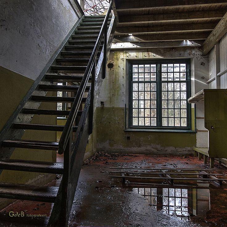 don't go upstairs - #GdeBfotografeert