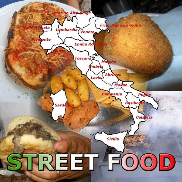 Italy Street Food: il sito dedicato al Cibo di Strada italiano