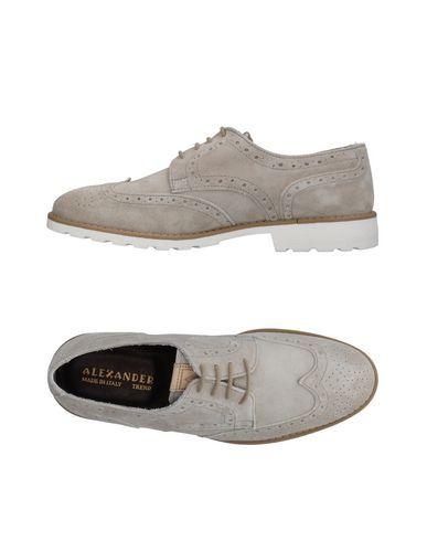 quality design f8503 32bc5 ALEXANDER TREND Men's Lace-up shoe Light grey 9 US ...