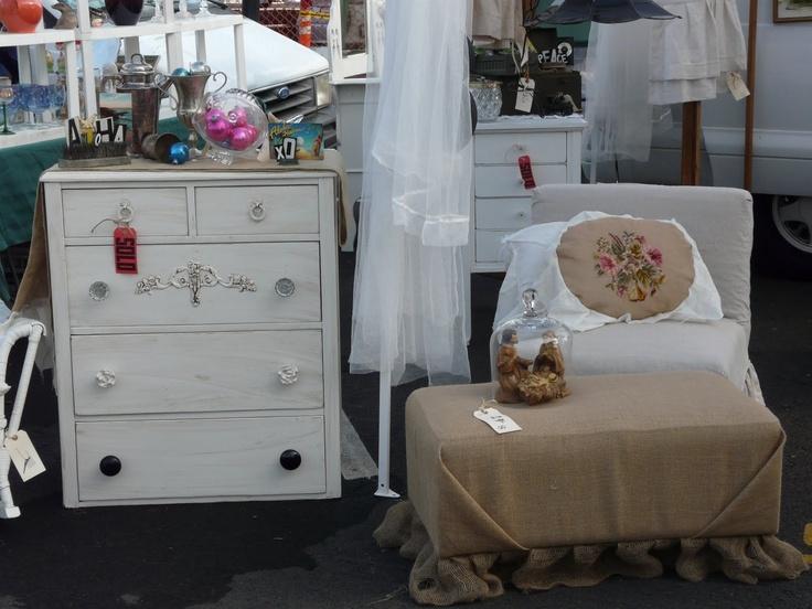 Best White Vintage Dresser Dresser As Nightstand Long Beach 400 x 300