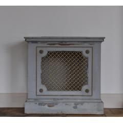 French style radiator cover
