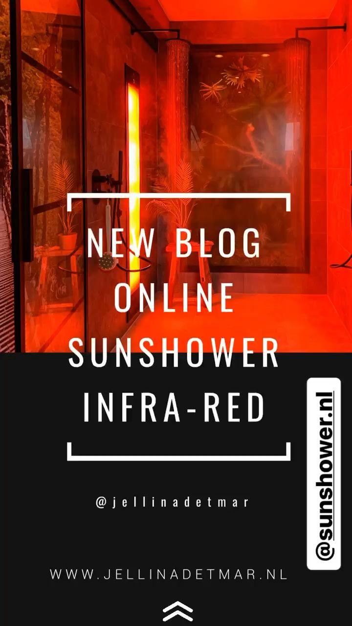 De Sunshower Heeft Een Infrarood Straling Video Video Blog Medisch Centrum Bloedsomloop
