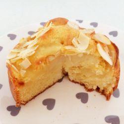 Apple and Almond Teacake