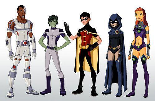 YJ: Teen Titans