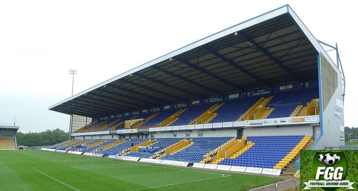 Ian Greaves Stand