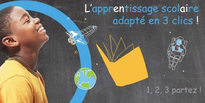 Texte extrait du site www.aidodys.com Difficultés d'accès à la lecture, dyslexie, dyspraxie, dysphasie… Chaque enfant est unique. Avec notre solution d'apprentissage personnalisé, c'est le contenu pédagogique qui s'adapte aux difficultés de l'élève et non plus le contraire ! Des aménagements…