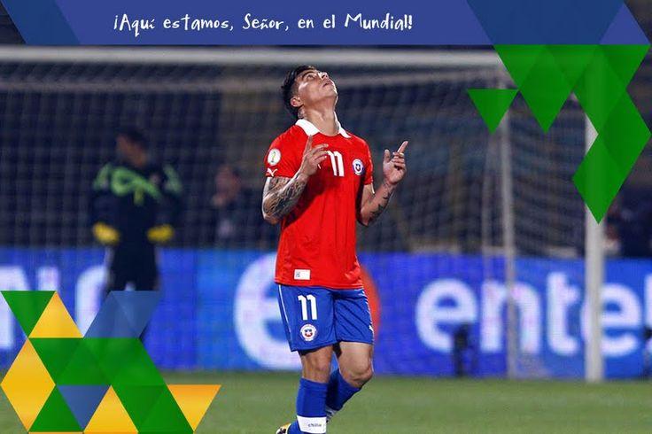 Oración ante el Mundial de Fútbol de Brasil