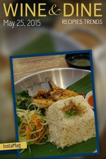 Hainan Chicken Rice 2015