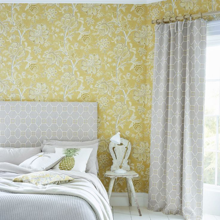 Die besten 25+ Gelbe und graue vorhänge Ideen auf Pinterest - vorhnge schlafzimmer ideen