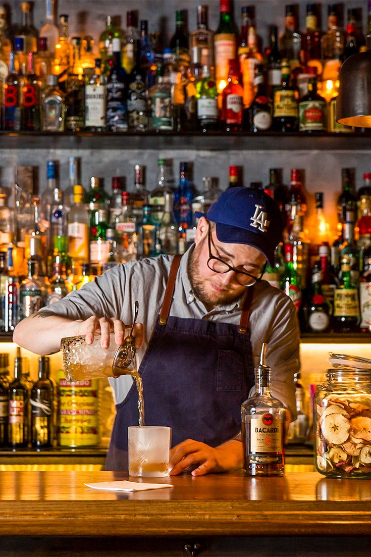 Sydney bar royalty have opened a restaurant on Oxford Street.