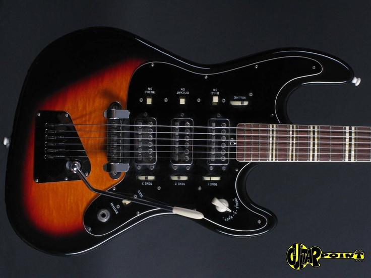 hofner-Modell 176 Galaxy-1964-Sunburst