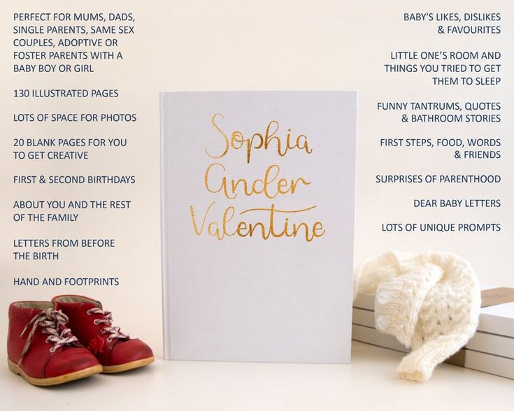 Inclusive baby memory book the perfect gift for any new