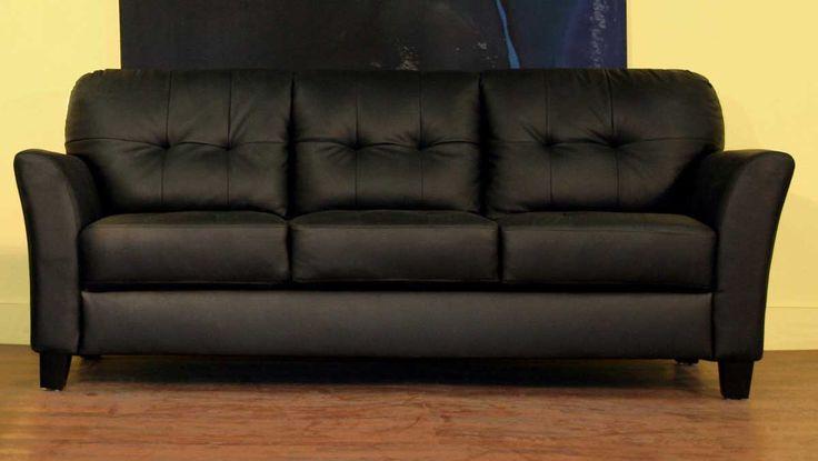 Fancy Black Sofa Designs For Beautiful Living Room