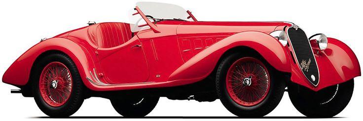 Alfa Roméo 8c 2900 A de 1937