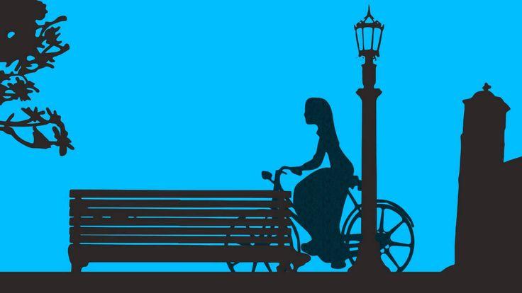 Animation σποτάκι για τις υπαίθριες προβολές της πλατείας Σπλάντζιας στα Χανιά.