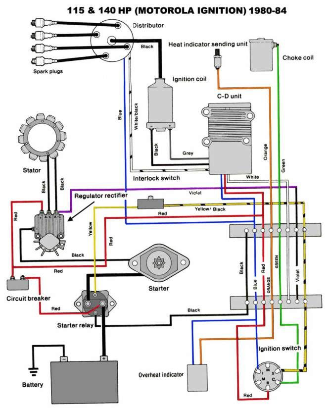 mercruiser 4 3 wiring diagram - wiring diagram, Wiring ...