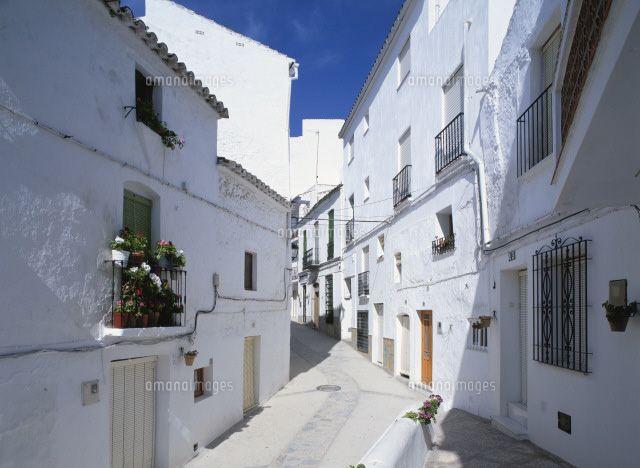 スペイン カサレス