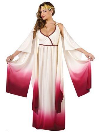 Womens Venus Goddess Of Love Costume   Wholesale Greek/Roman Halloween Costume for Women