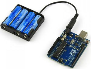 HOW TO RUN AN ARDUINO (CLONE) ON (AA) BATTERIES FOR OVER A YEAR