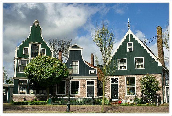 The Zaanse Schans - Zaanse Schans, Noord-Holland