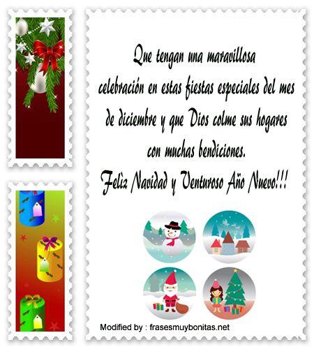 Dedicatorias de navidad y a o nuevo para descargar gratis - Mensajes navidenos para empresas ...