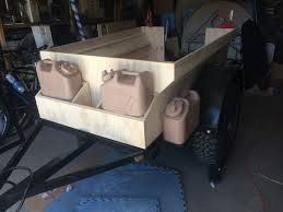Image result for harbor freight trailer Home made miltary trailer