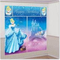 Cinderella Scene Setter Kit $16.95 A673840