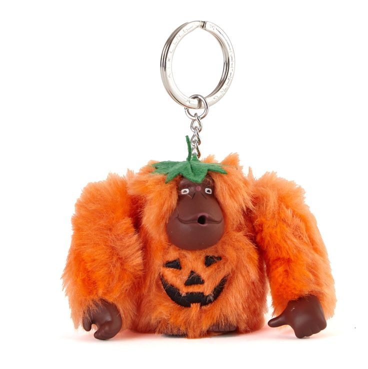 Get into the spirit! Our newest monkey is primed for Halloween.