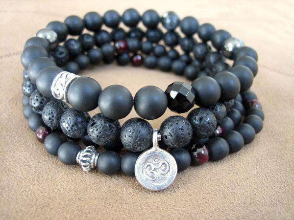 Merkaba Warrior Jewellery Mens Beaded Bracelets Jewelry